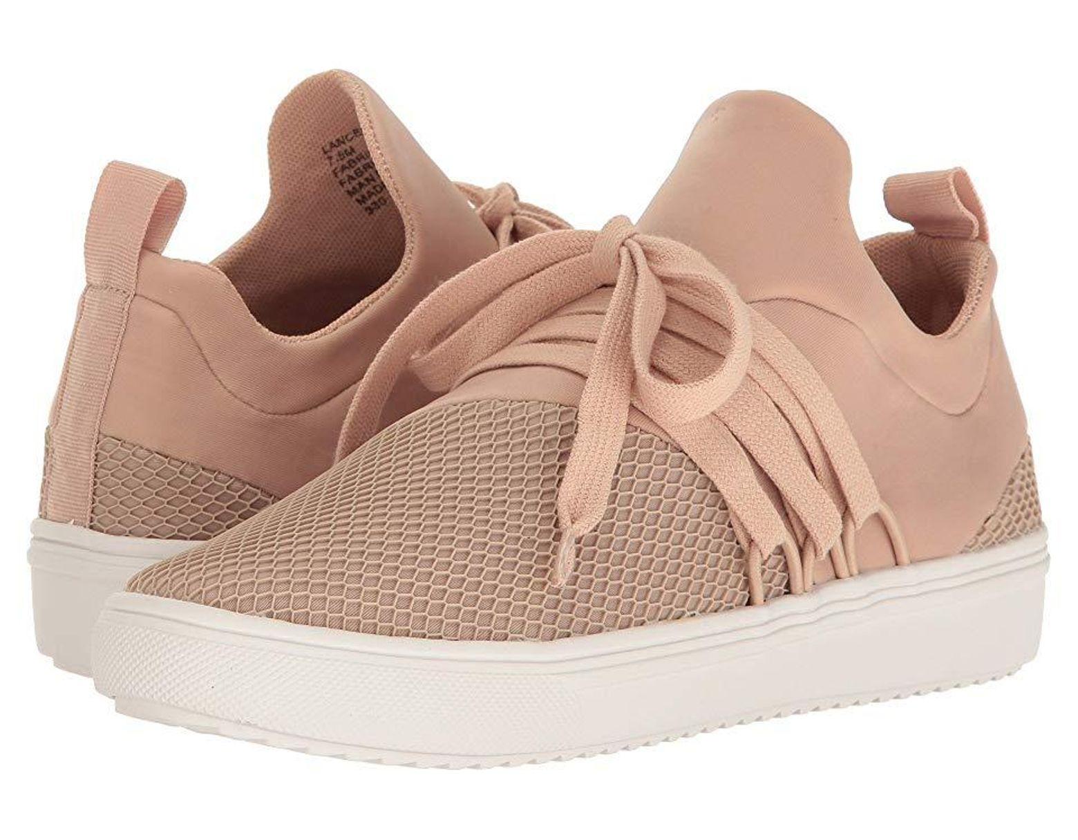 90eeaa5e48f Steve Madden Lancer Sneaker (blush) Shoes in Pink - Lyst