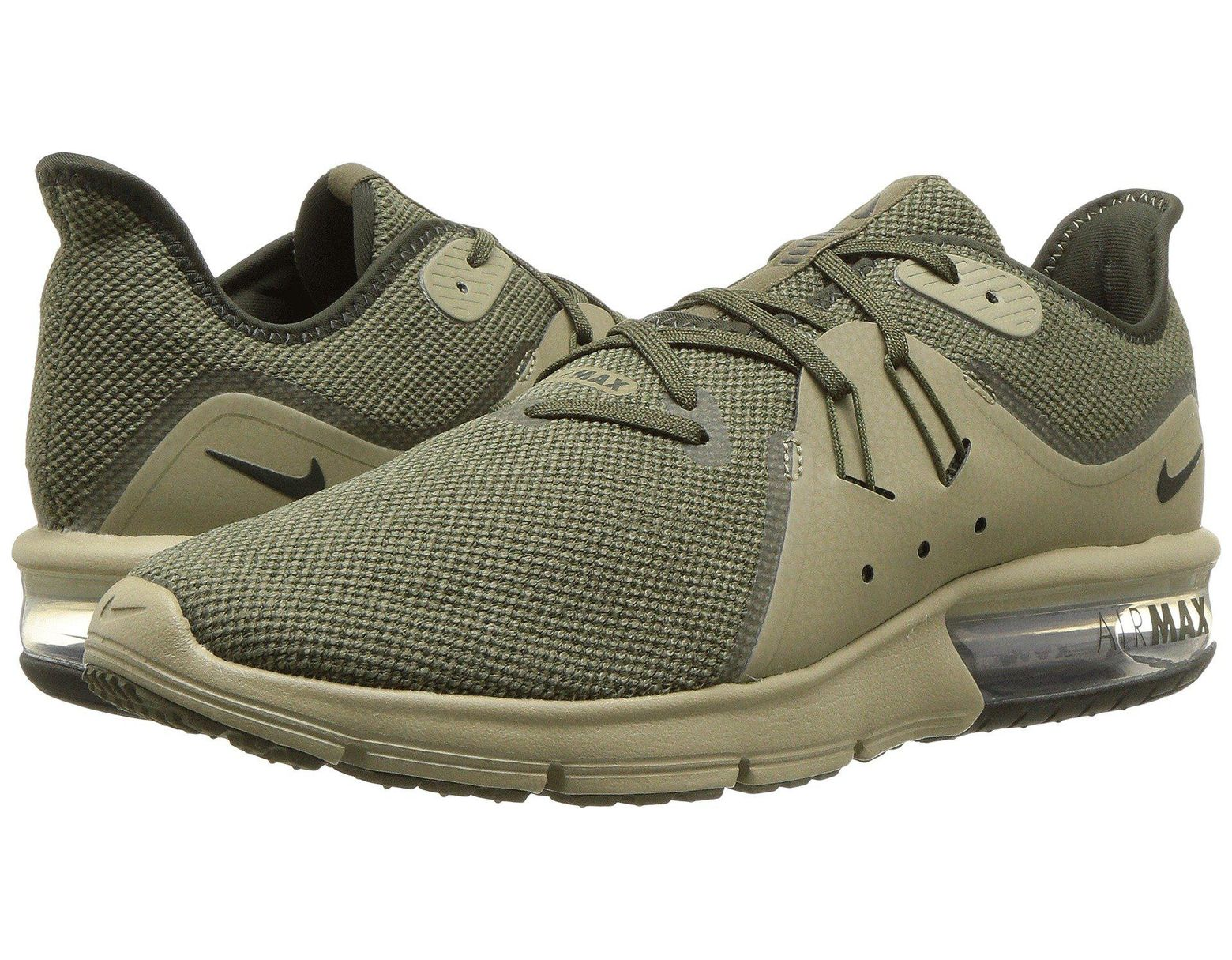 the best attitude 5d5f6 2bcf8 Nike Air Max Sequent 3 in Green for Men - Save 2% - Lyst