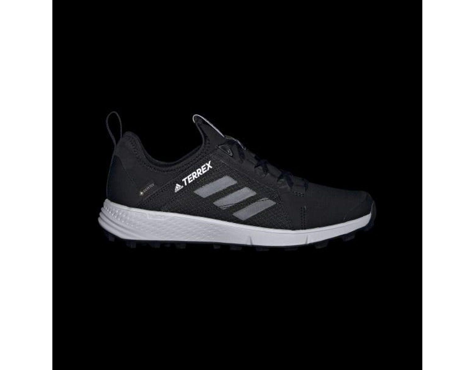 0ffc0d341af Women's Black Terrex Speed Gtx Shoes