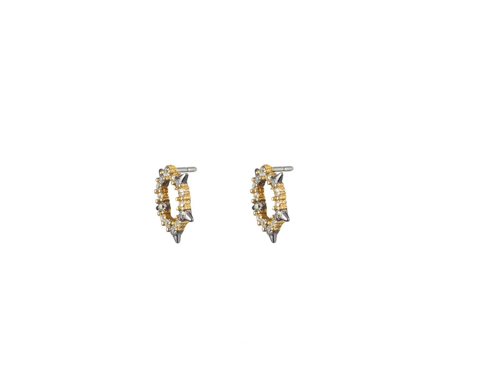 58c302b40 Alexis Bittar Crystal Encrusted Spiked Stud Earring You Might Also Like -  Save 80% - Lyst