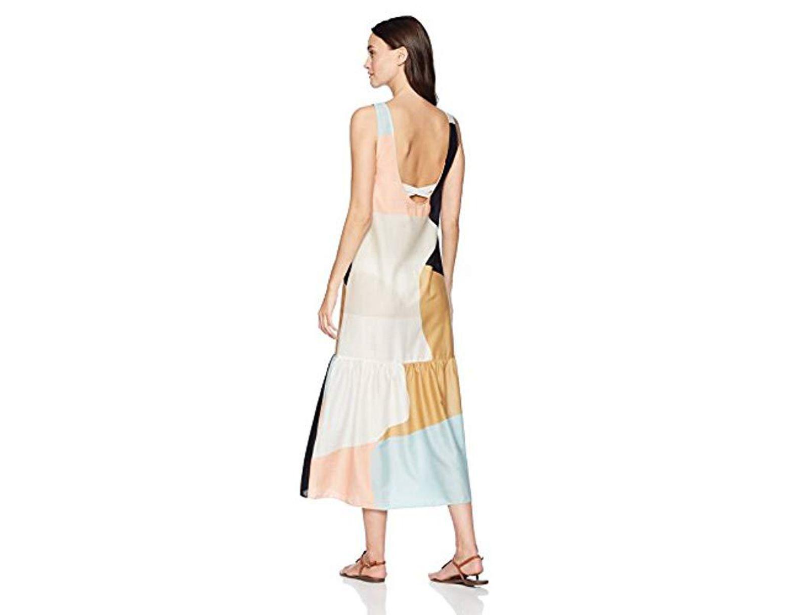 5b3ed7463b Mara Hoffman Valentina Tank Maxi Coverup Dress - Save 28% - Lyst