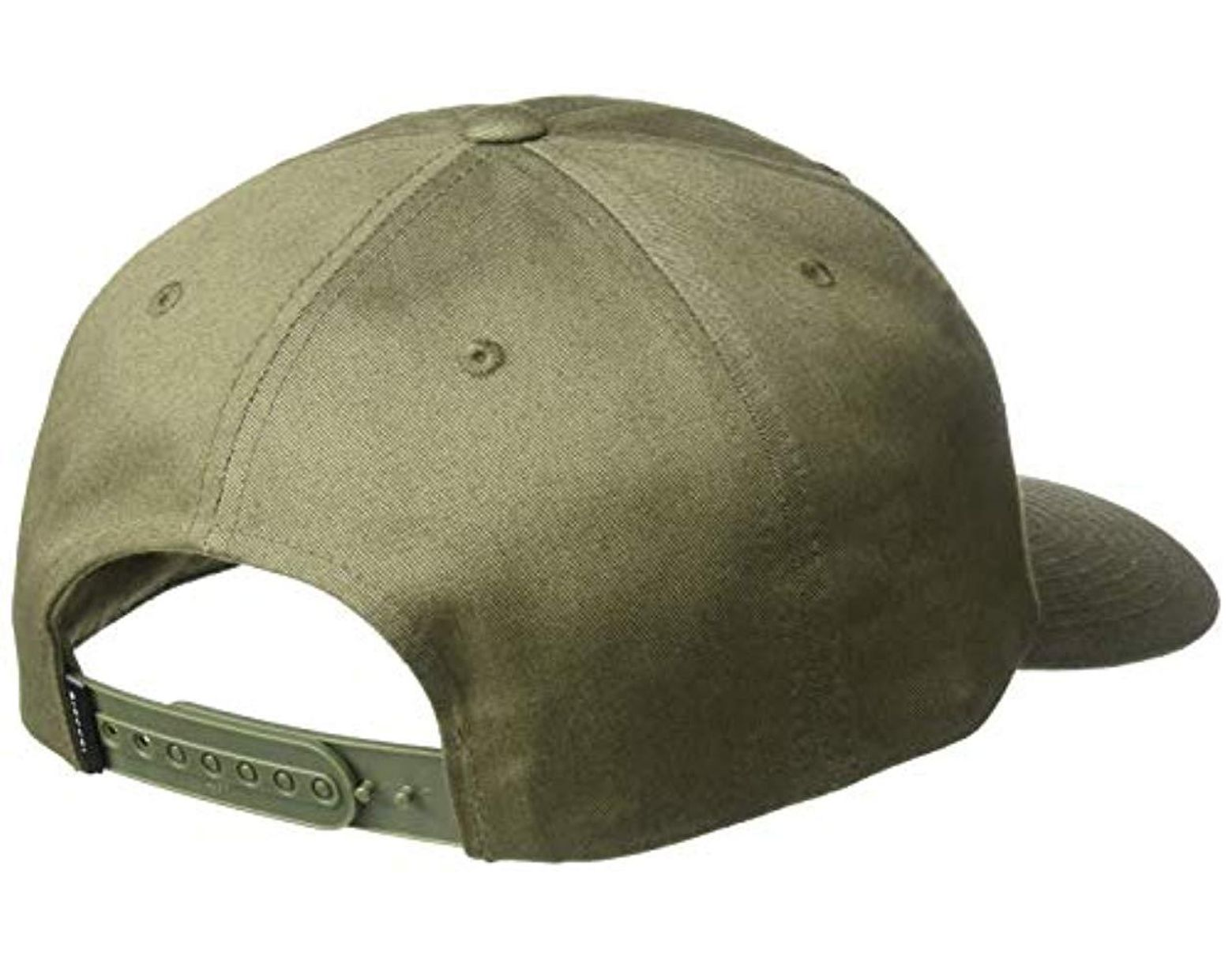 b375d0e757dd2 Rip Curl Wilson Sb Cap in Green for Men - Lyst