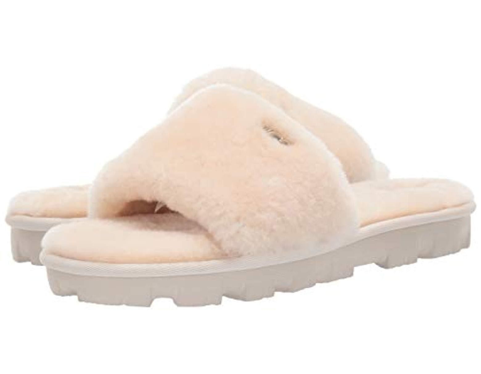 d35d9e455ff Ugg - Natural Cozette Slipper - Lyst