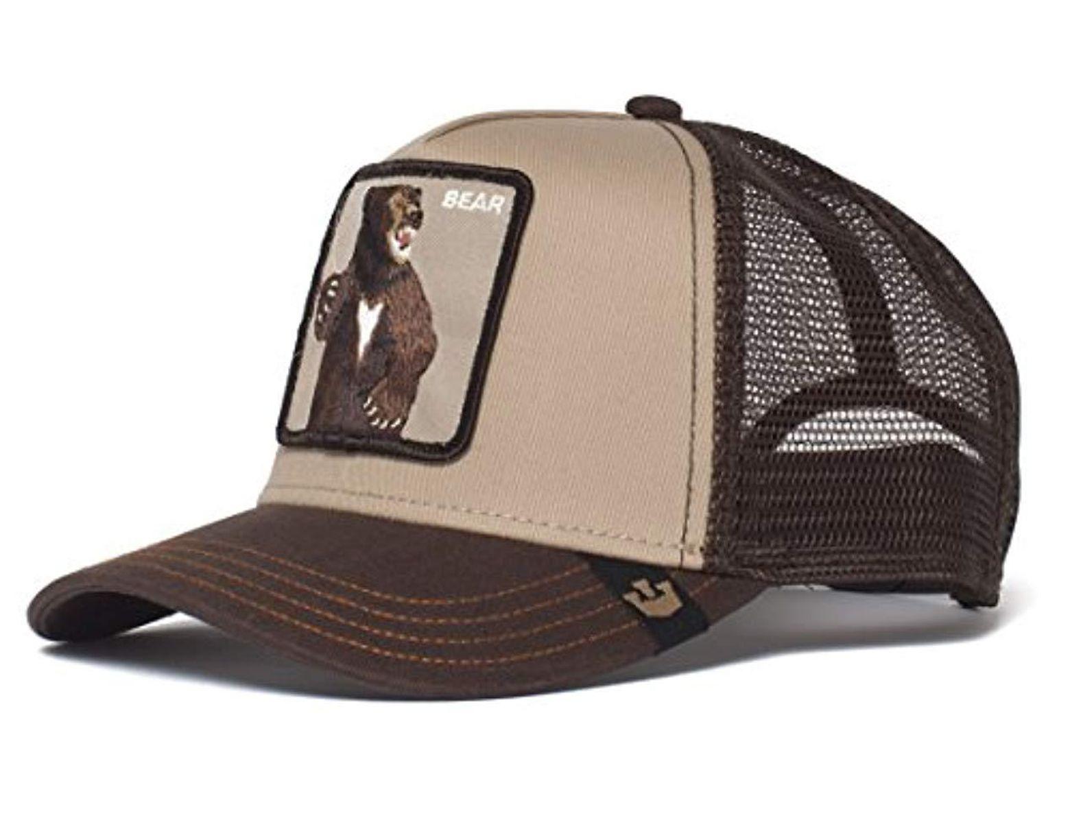 a6dccbf95c264 Goorin Bros Animal Farm Snap Back Trucker Hat