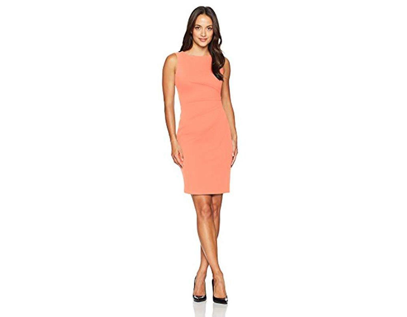 356ae9da2ff9bf Calvin Klein Dress - Lyst