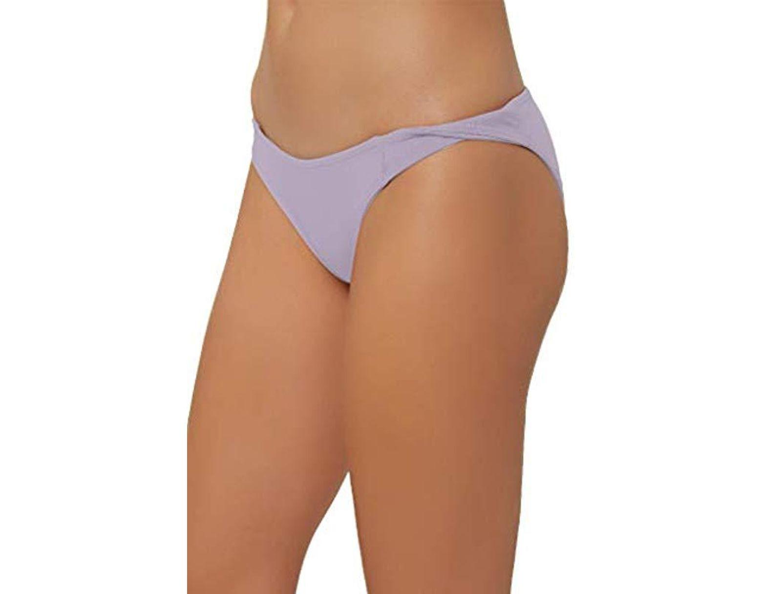 9cf30ecd8dd1d O'neill Sportswear Strappy Twist Side Tab Hipster Bikini Swimsuit Bottom -  Lyst