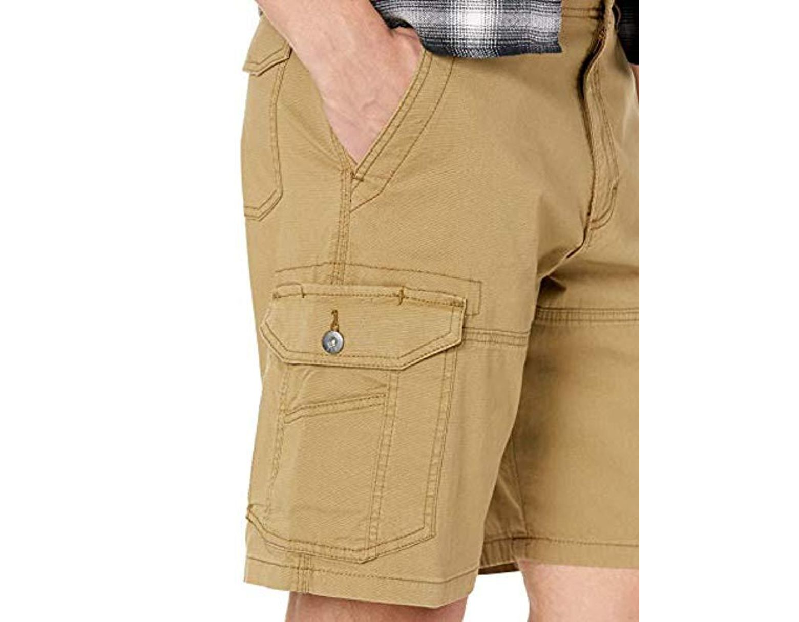 385982e7 Lee Jeans Extreme Motion Swope Cargo Short in Natural for Men - Lyst