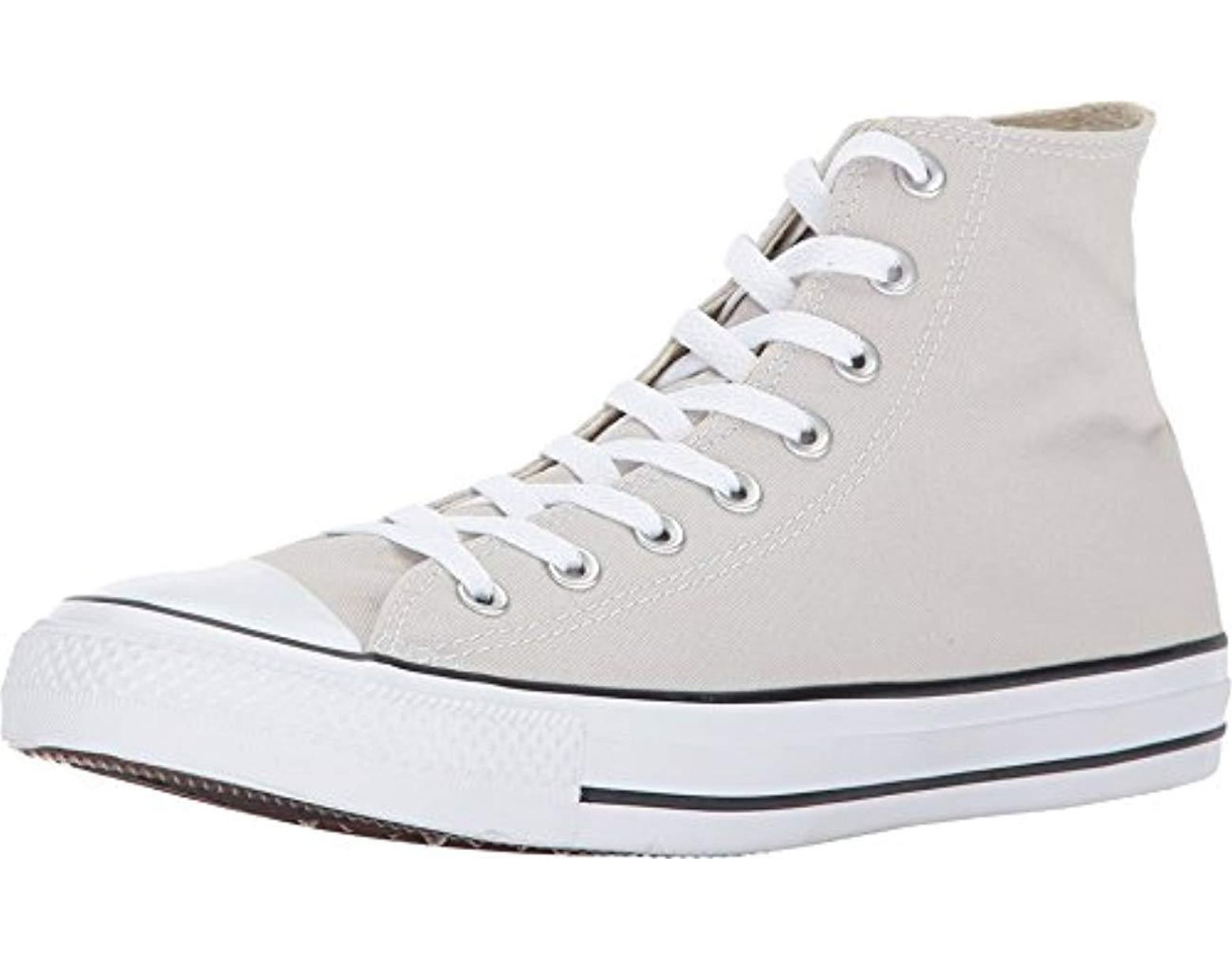 Men's White Chuck Taylor All Star High Top Sneaker