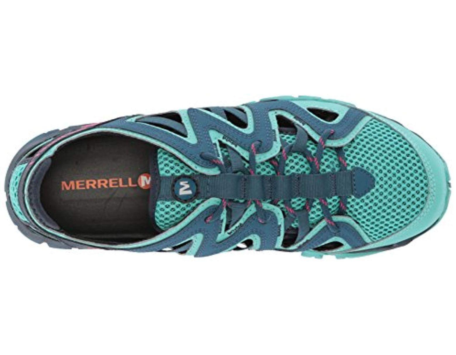 Wrap Sandal Women's Blue Sport Tetrex Crest PXkZTiOu