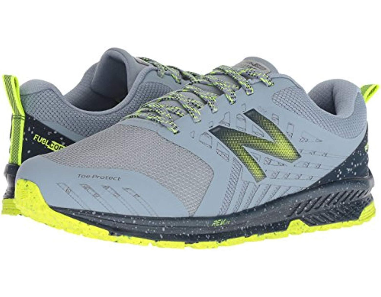 289a5ef31f581 New Balance Nitrel V1 Fuelcore Trail Running Shoe for Men - Save 30% - Lyst