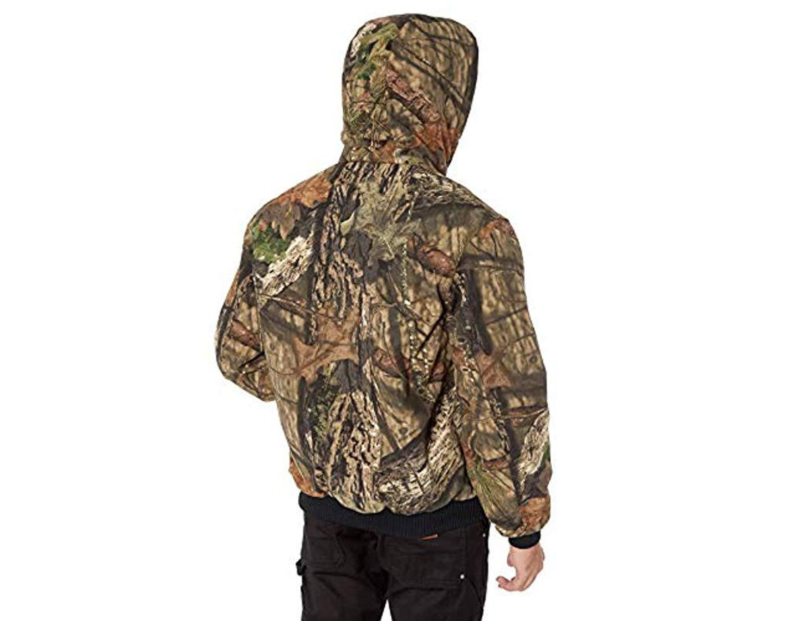 0e4c61e2df322 Carhartt Quilted Flannel Lined Camo Active Jac for Men - Lyst