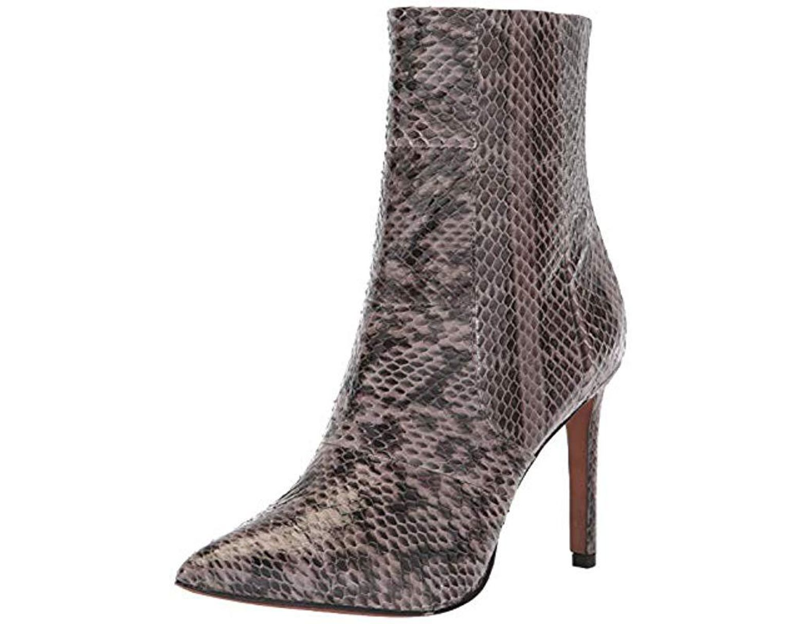 9a6df6526e7 Women's Gray Ava Bootie Ankle Boot