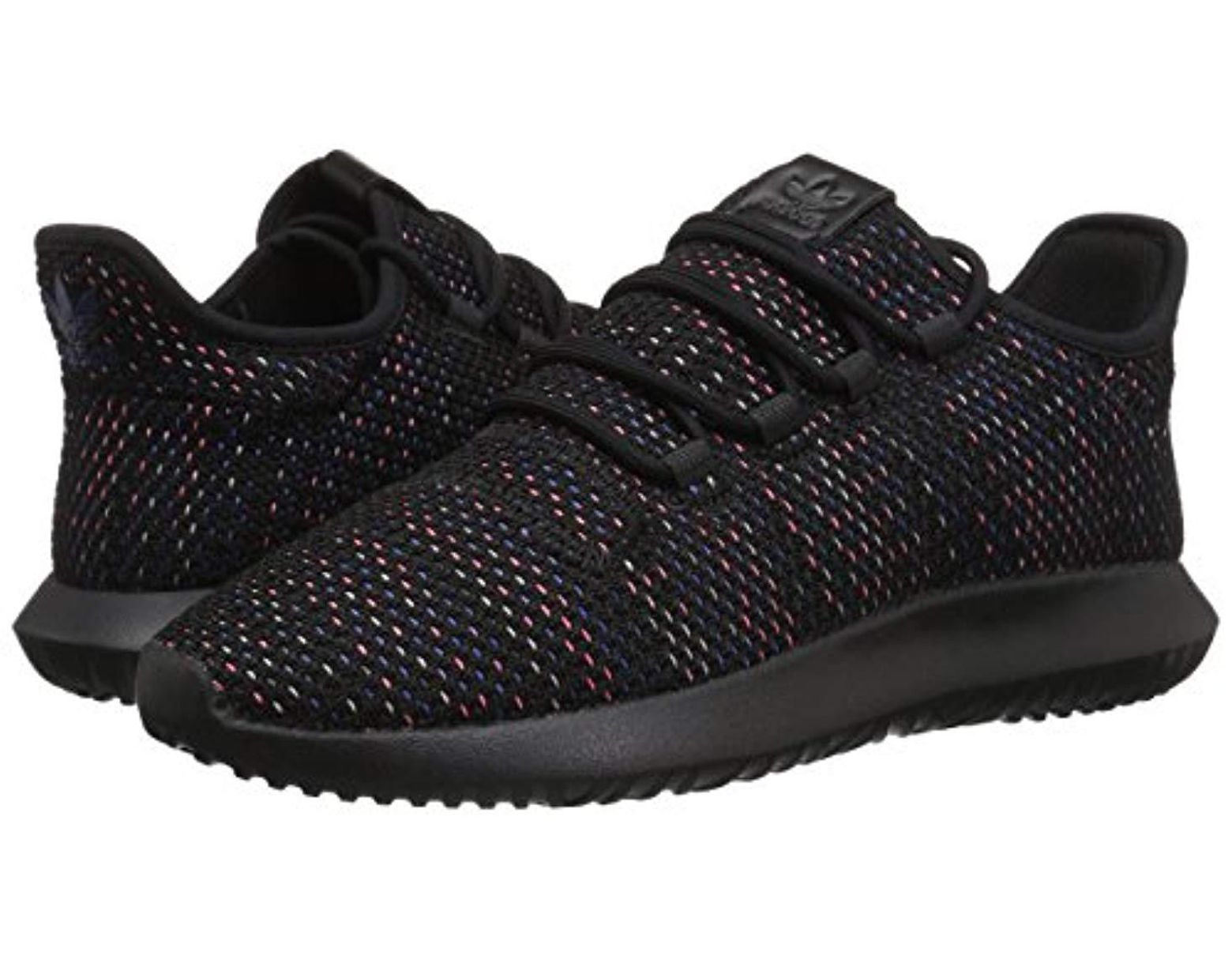 new style 9044b 60af0 adidas Originals. Men s Tubular Shadow Ck Fashion Sneakers Running Shoe,  Black solar Red mystery ...