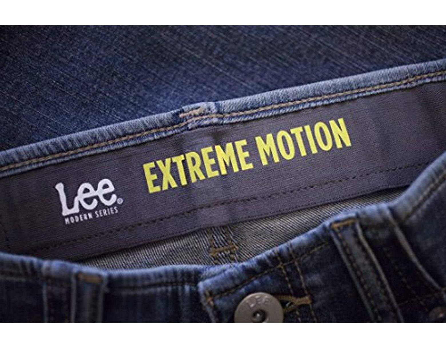 b841540e Lee Jeans Modern Series Extreme Motion Straight Fit Tapered Leg Jean for Men  - Save 5% - Lyst
