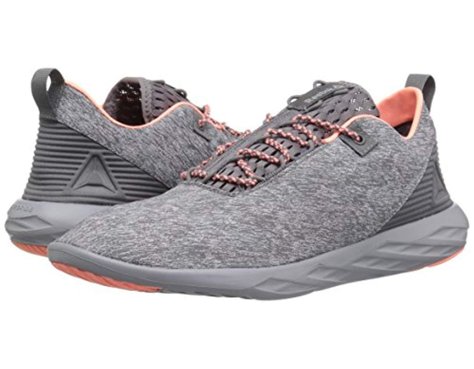 30f1c64d8 Reebok Astro Flex & Fold Walking Shoe in Gray - Lyst