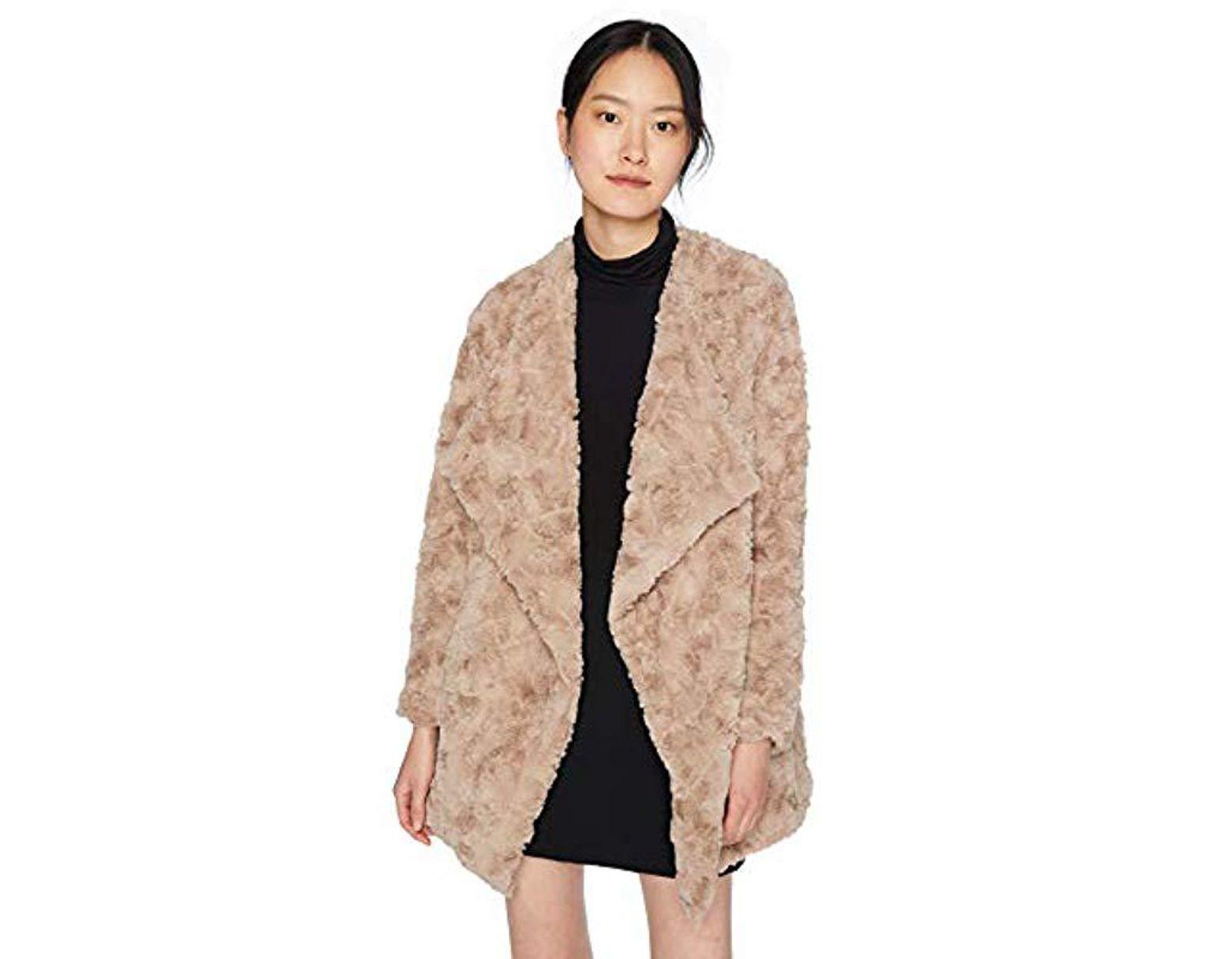 cef46c998356 BB Dakota Tucker Faux Fur Jacket - Save 39% - Lyst