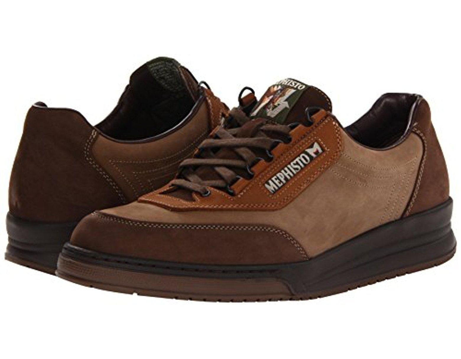 042dca55defb3 Men's Brown Match Walking Shoe