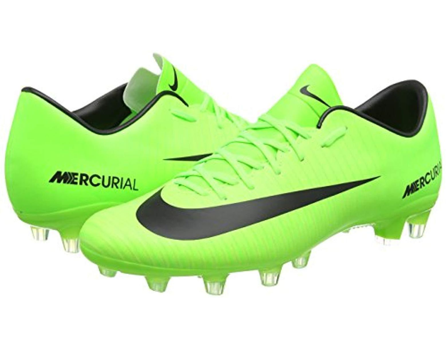 9567afa71 Nike  s Mercurial Victory Vi Ag-pro Footbal Shoes in Green for Men - Save  4% - Lyst