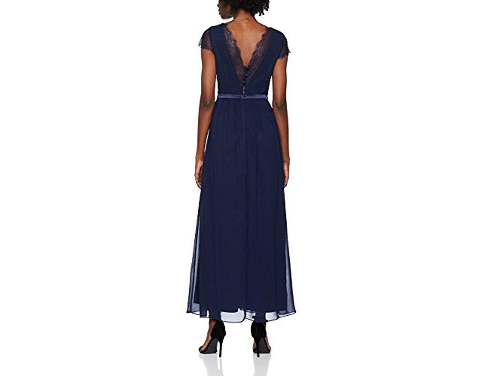 8ba312573cf1 Dorothy Perkins Athena Party Dress in Blue - Lyst