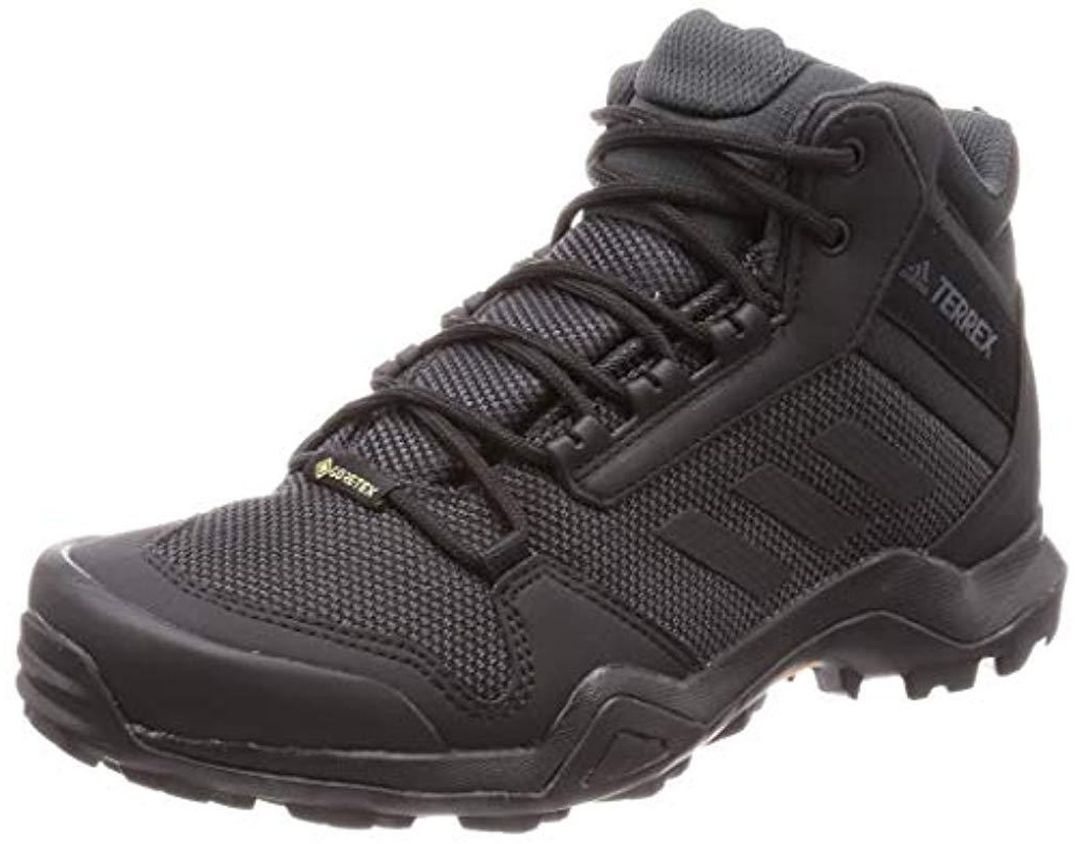 adidas Terrex Ax3 Mid Gore-tex Walking Boots in Black for ...