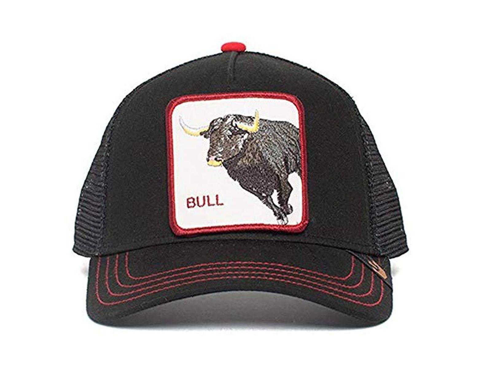 2a348fed Goorin Bros Animal Farm Trucker Hat in Black for Men - Save 9% - Lyst