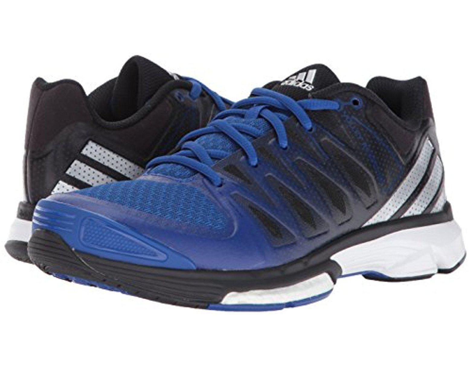new styles 78258 2eb7a Lyst - adidas Performance Volley Response 2 Boost W Volleyball Shoe in Blue