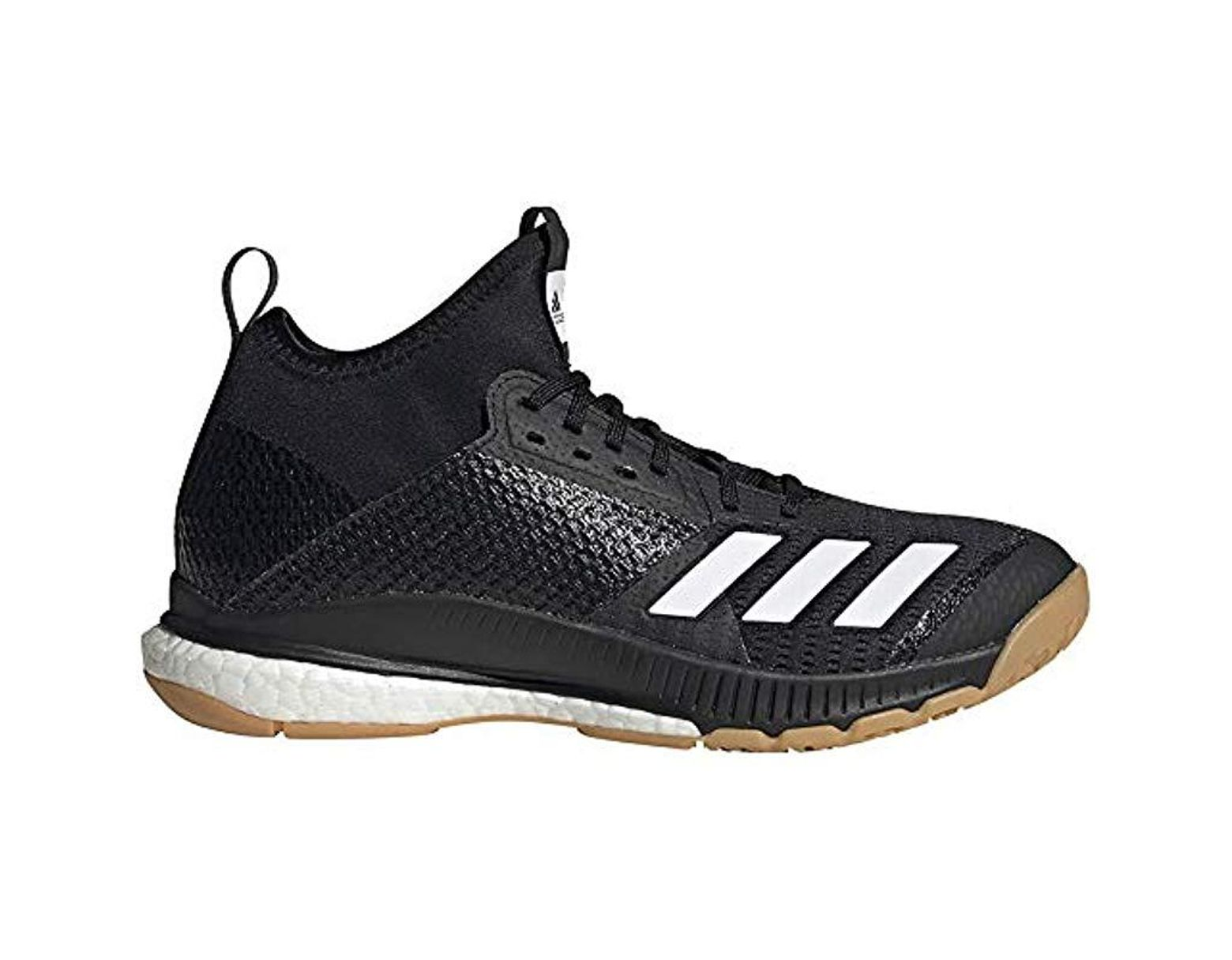 8c70ce75824d3 Women's Black Crazyflight X 3 Mid Volleyball Shoe