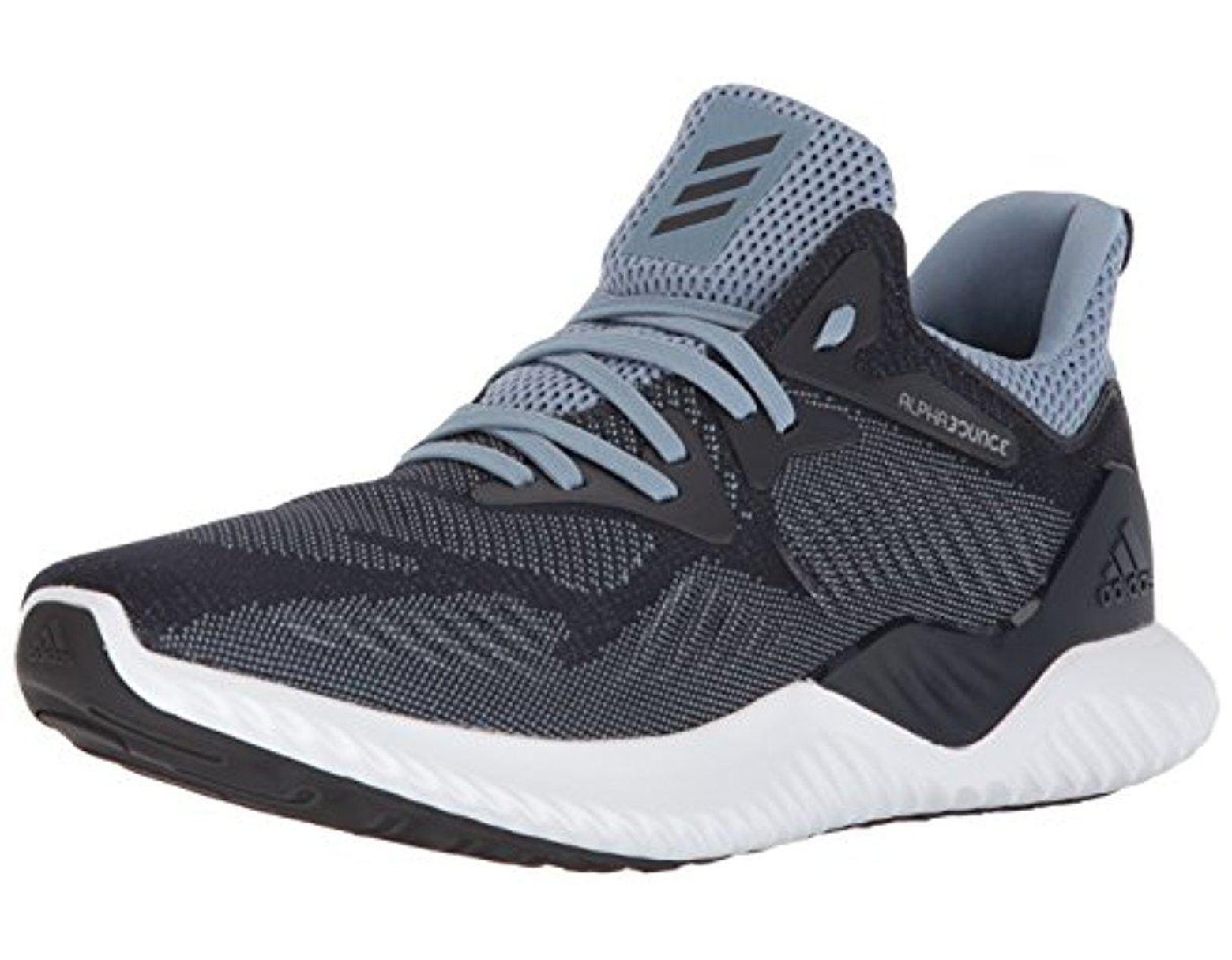 4fdefa13f Lyst - adidas Alphabounce Beyond M Running Shoe in Gray for Men