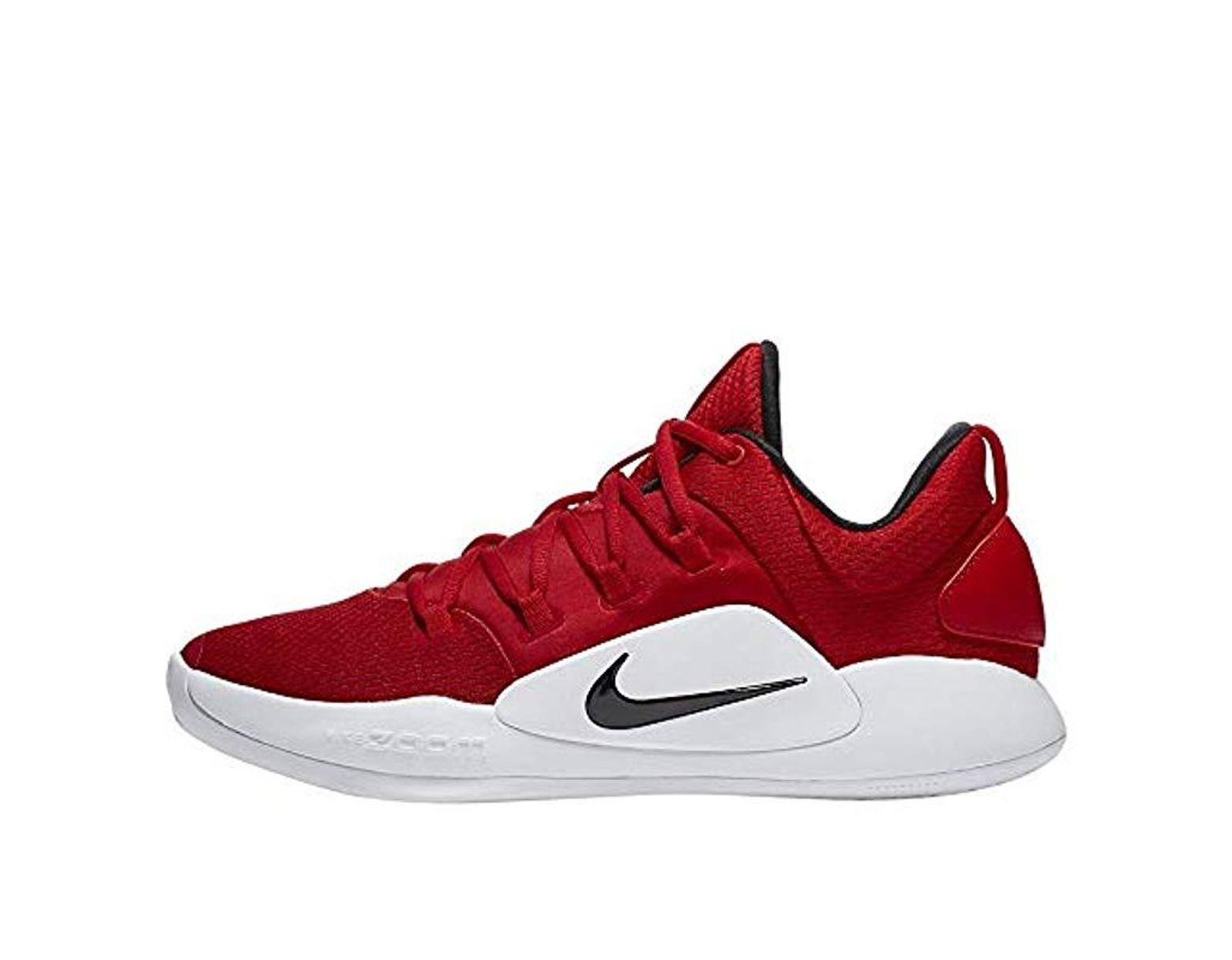 e43e71682e3c4 Nike Hyperdunk X Low Tb Fitness Shoes in Red for Men - Save 28% - Lyst