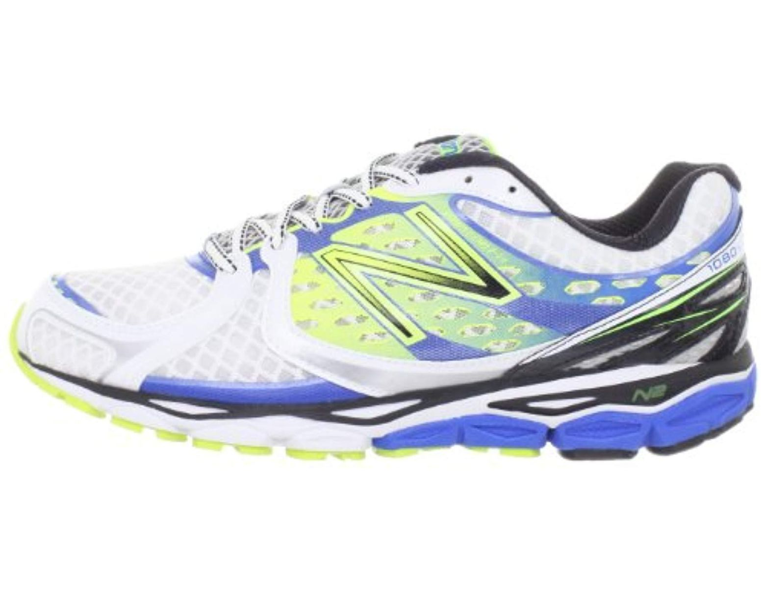 New Balance M1080v3 Running Shoes (4e Width) in Blue for Men