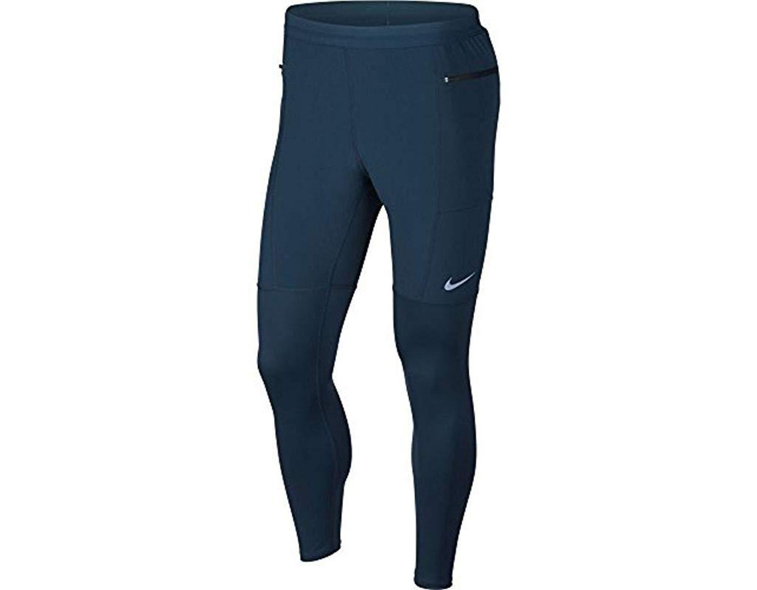 014d28a36fe Pantalones Deportivos para Hombre Nike de hombre de color Azul - Lyst