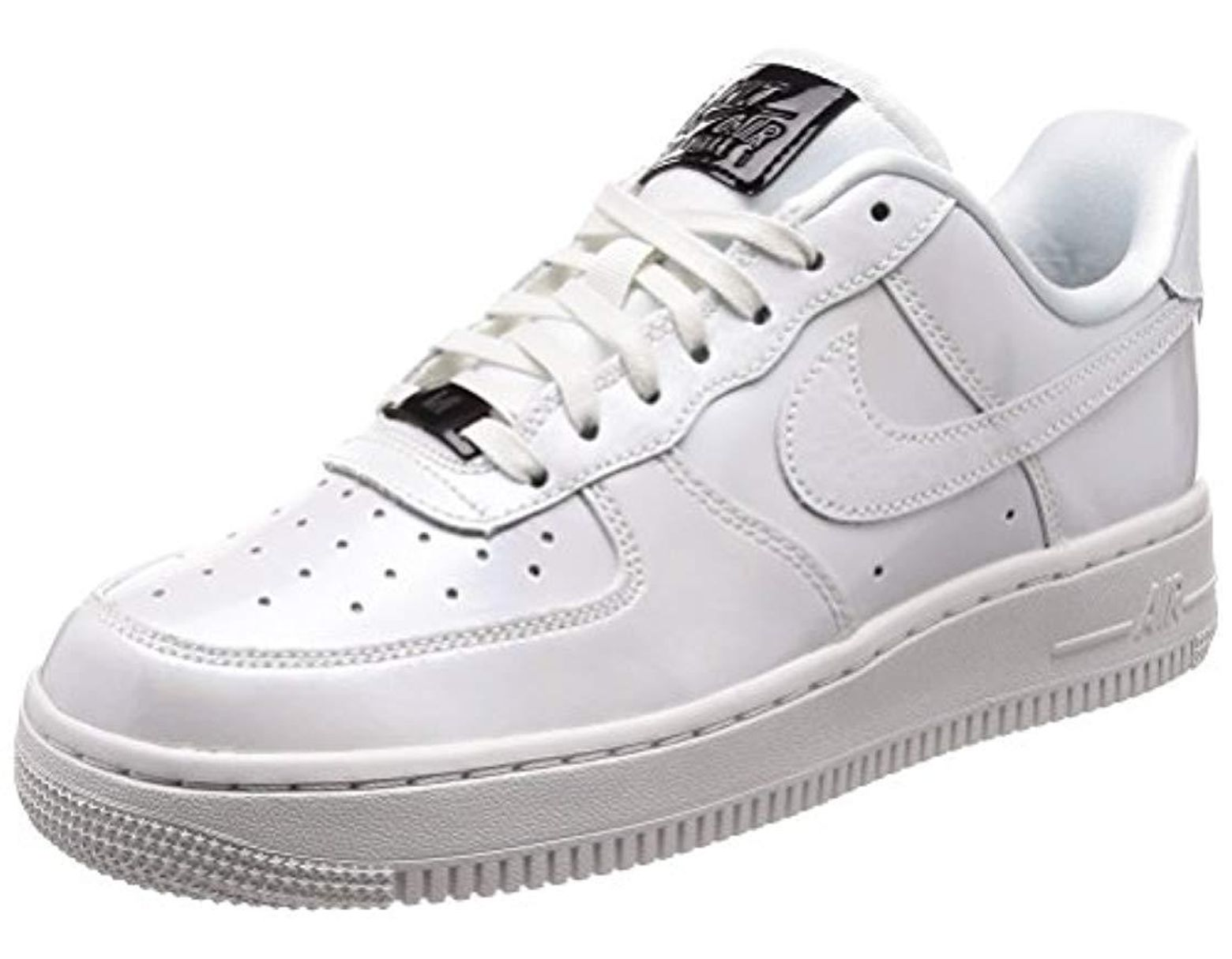 Nike Wmns Air Force 1 07 Lx, Summit Whitesummit White in