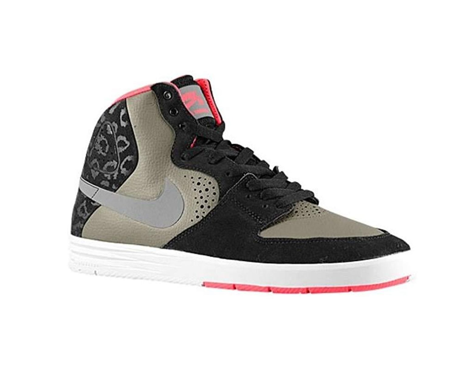 latest discount cheap top quality Nike Paul Rodriguez 7 High S Sneakers 616355-036 in Black ...