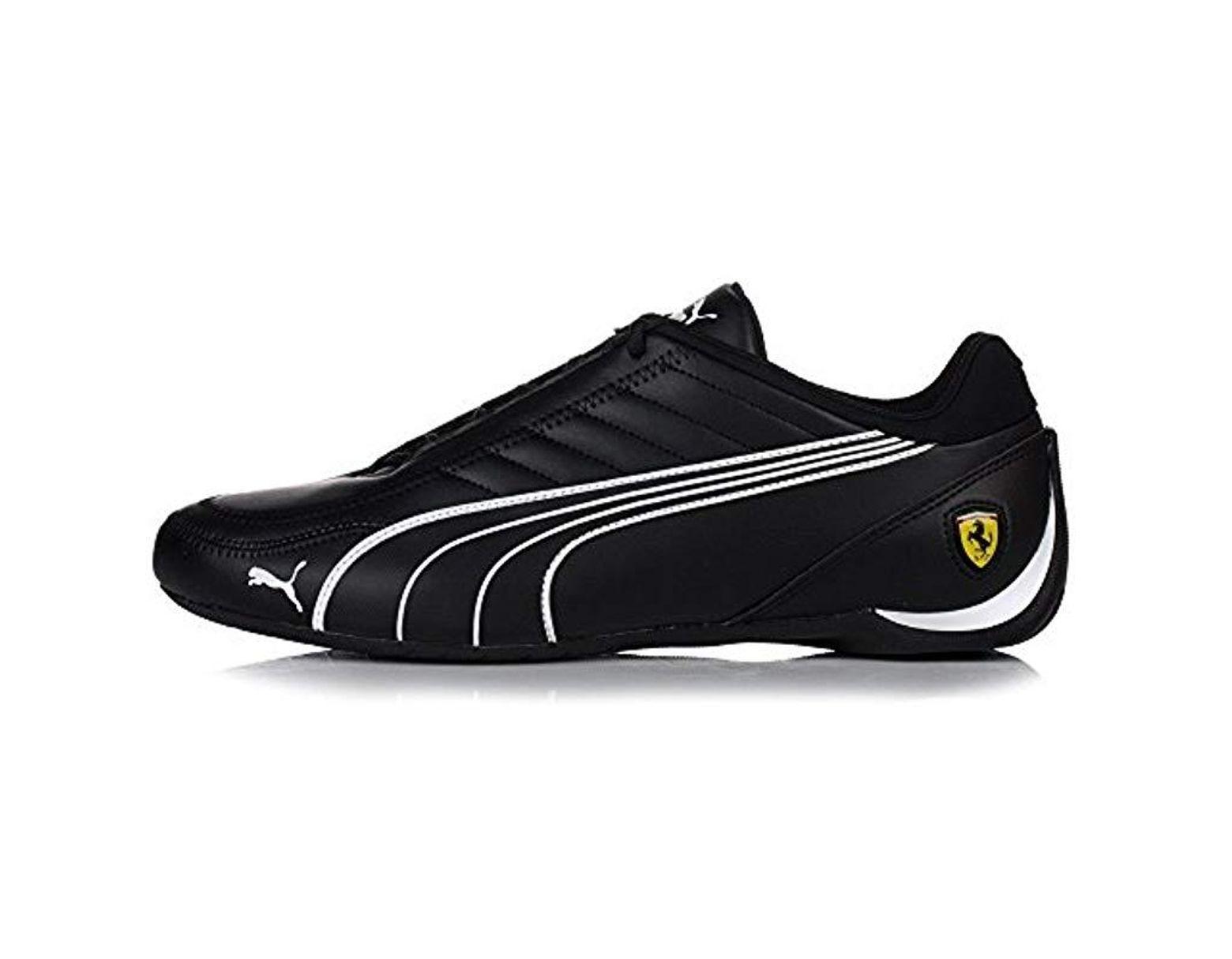 najlepszy hurtownik nowe obrazy sprzedaż PUMA Buty Sf Ferrari Future Cat 306170 02 in Black for Men ...