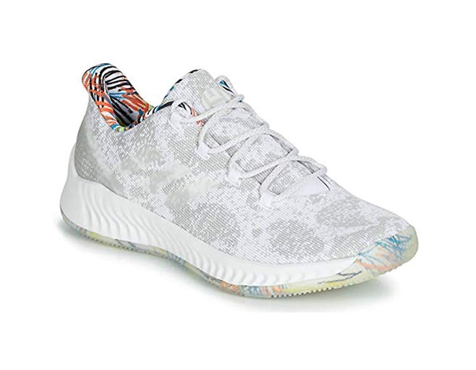 adidas Performance Harden Be X Sports Shoes White Running