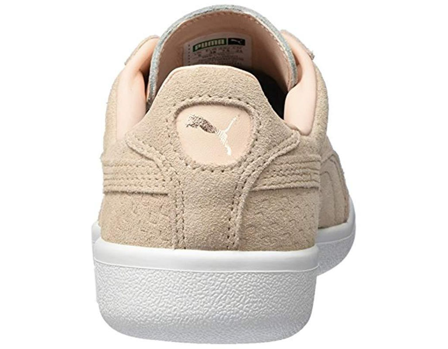 b774e474959b PUMA Madrid Perf Suede Wn s Trainers in Natural - Lyst