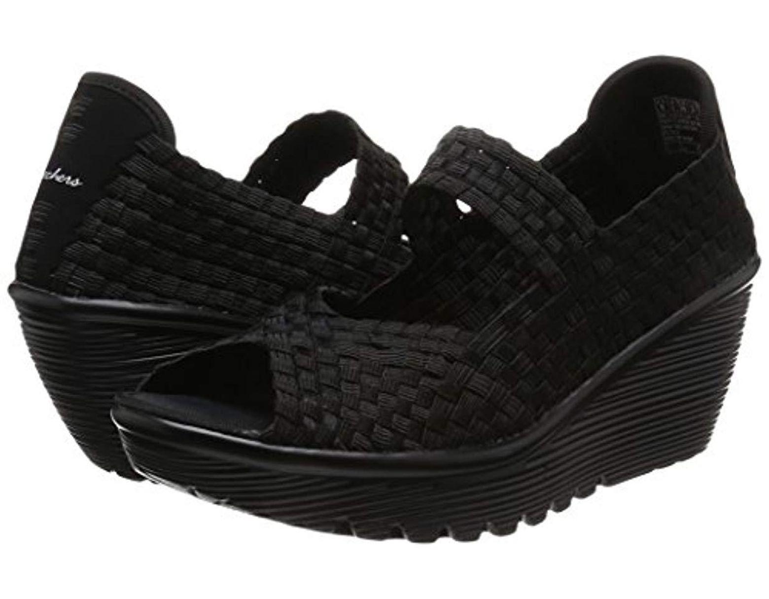 Skechers femmes's 38522 Open Toe Sandals