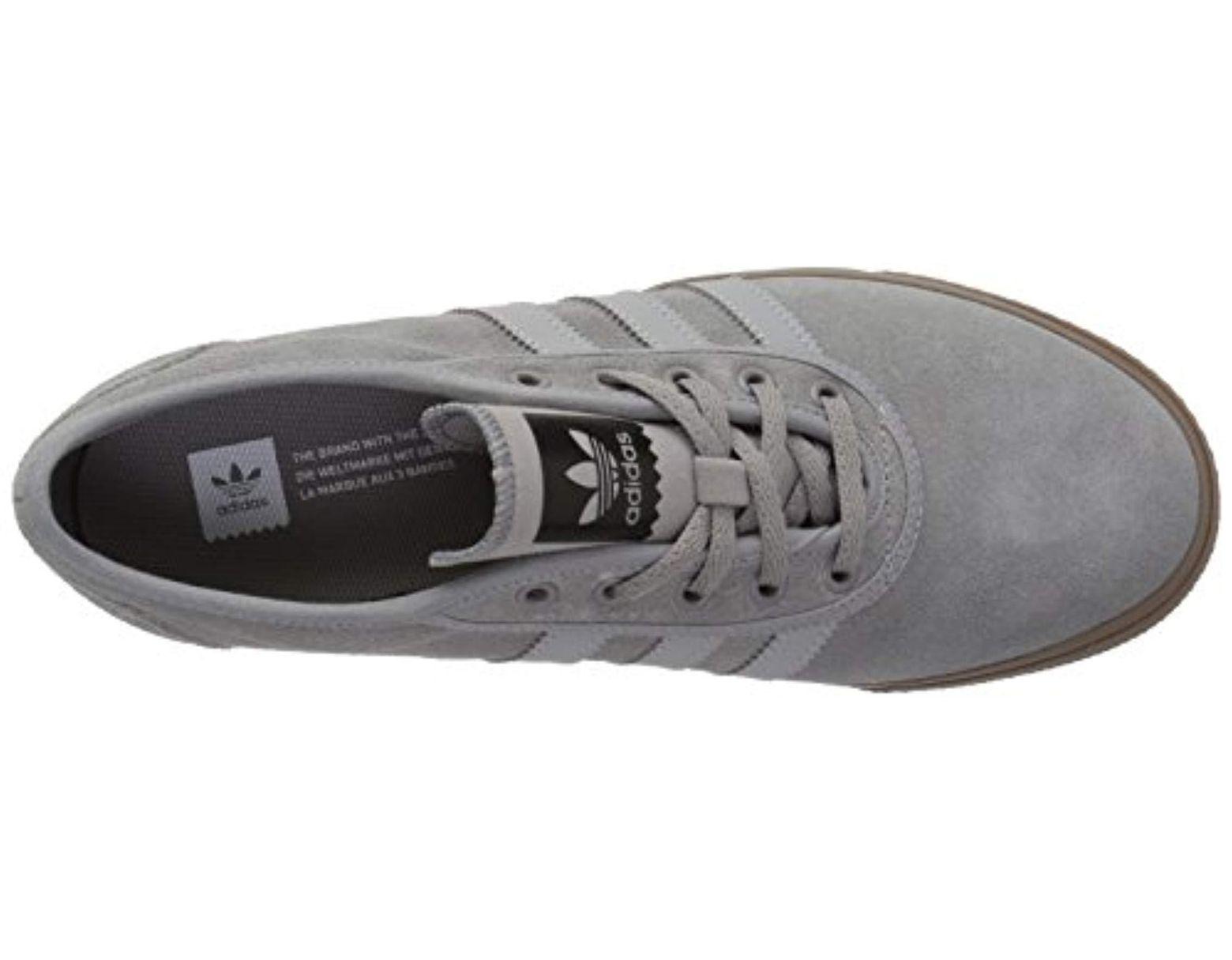 Adidas Gray ShoeSolid Greygum7 Skate Adi Ease M In Us Originals oQrdWCexB