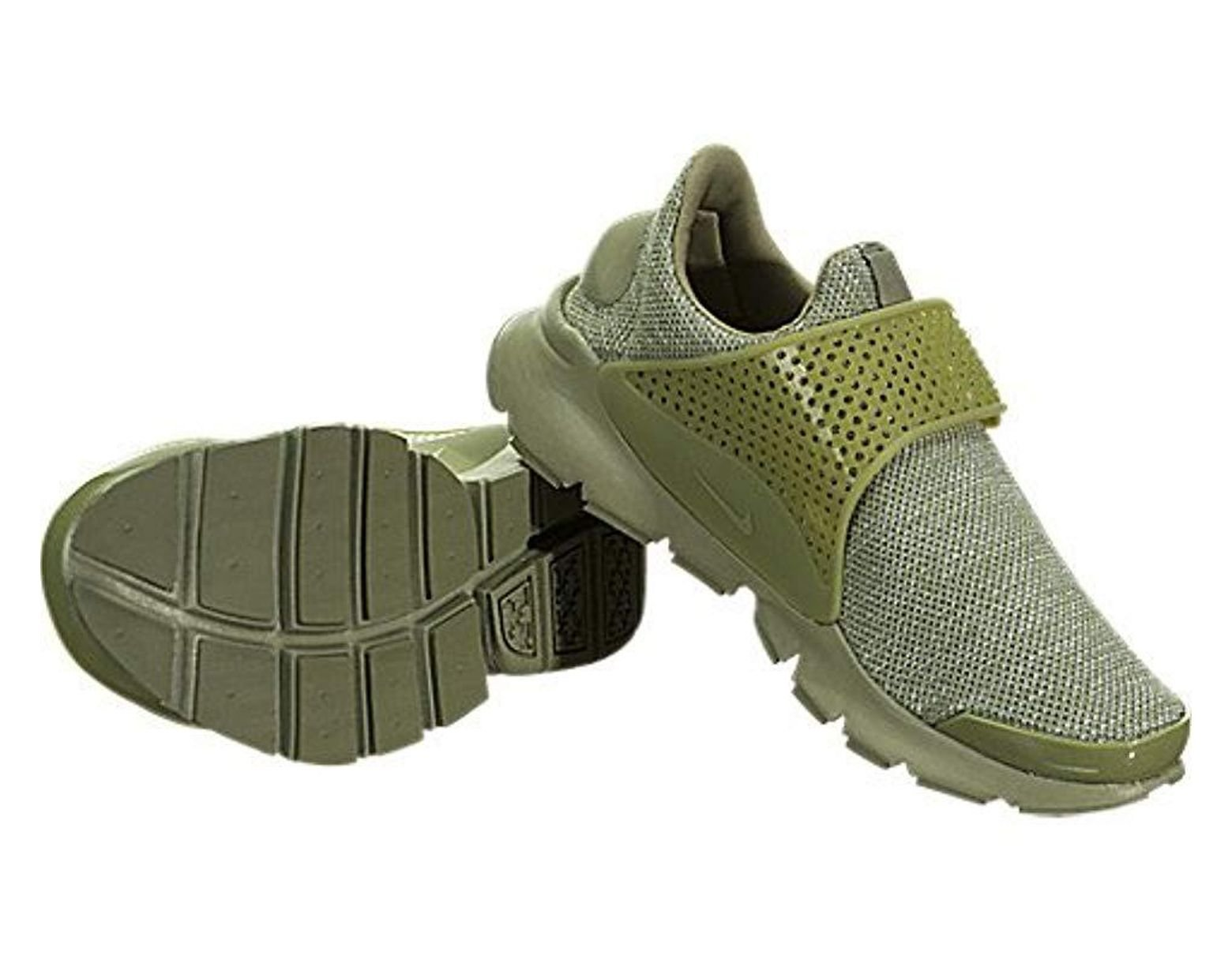 new product 3a5c2 66695 Nike Sock Dart Br Gymnastics Shoes in Green for Men - Save ...
