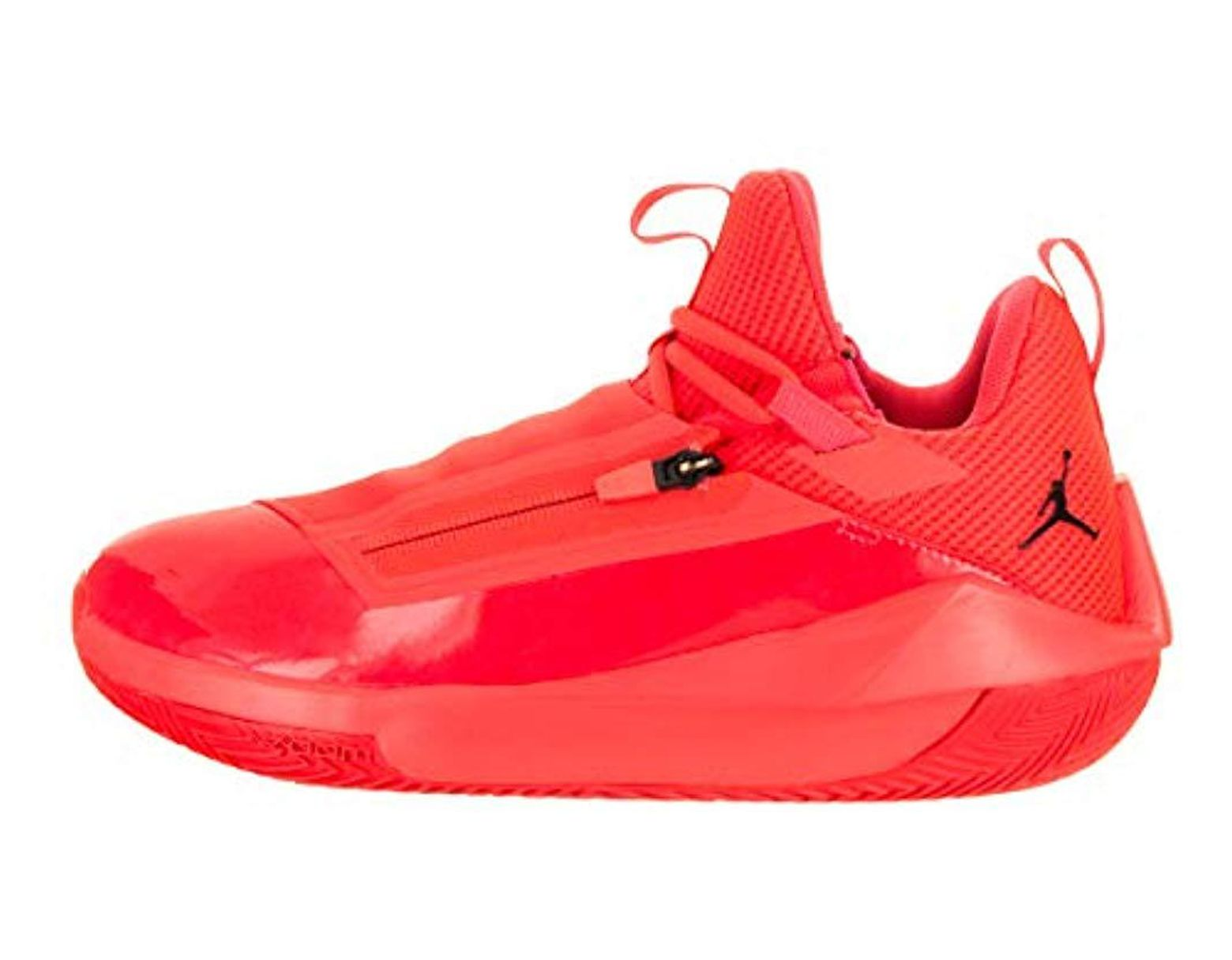 5b27fdce8ad6 Nike Jordan Jumpman Hustle Basketball Shoes in Red for Men - Save 22% - Lyst
