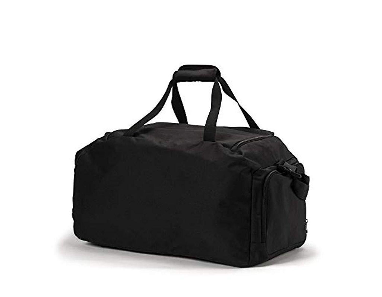 090f8c13500e2c PUMA Olympique De Marseille Liga Medium Bag Azure Blue- Black Ua in ...