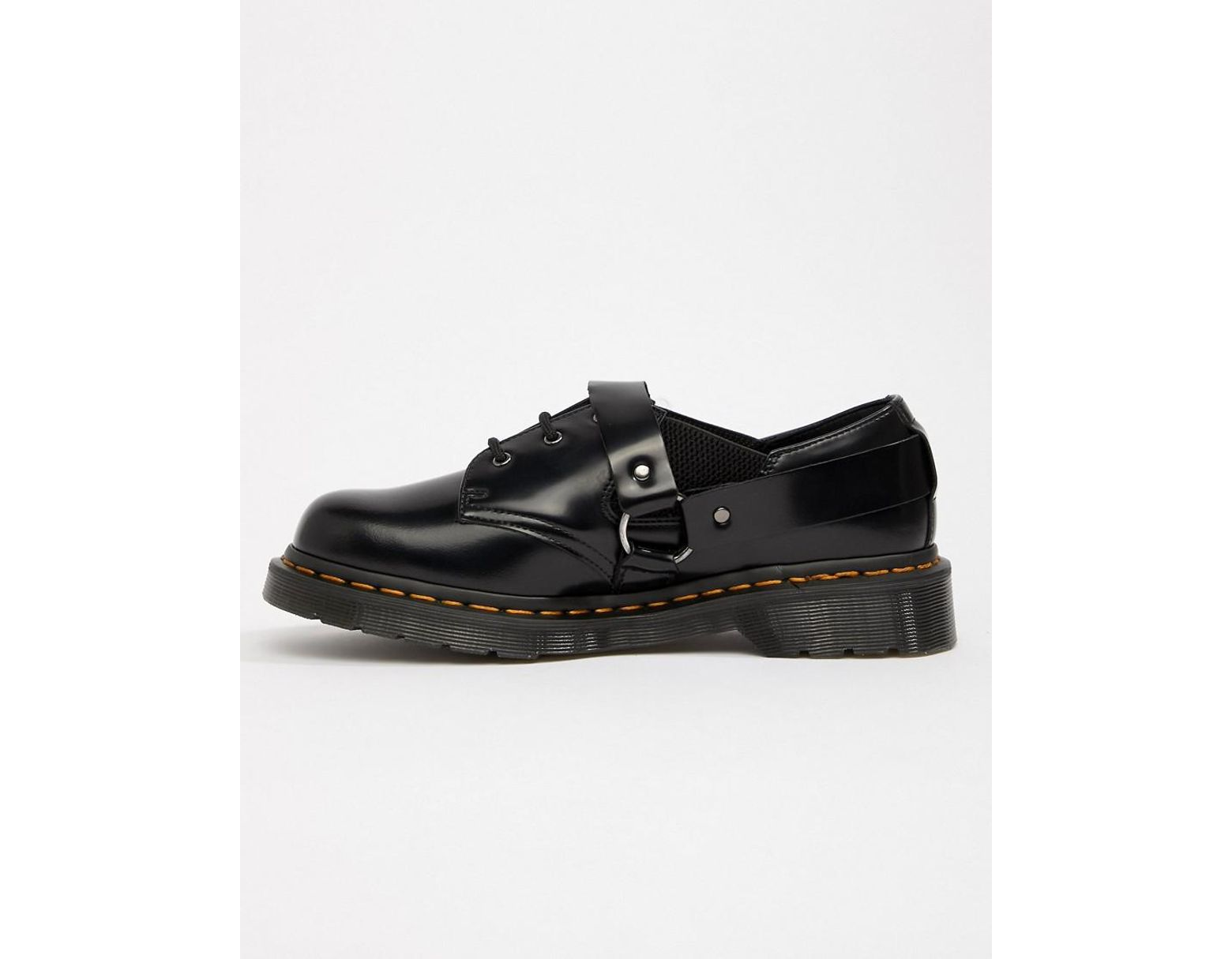 276e927680 Dr. Martens Fulmar Shoes In Black in Black for Men - Lyst