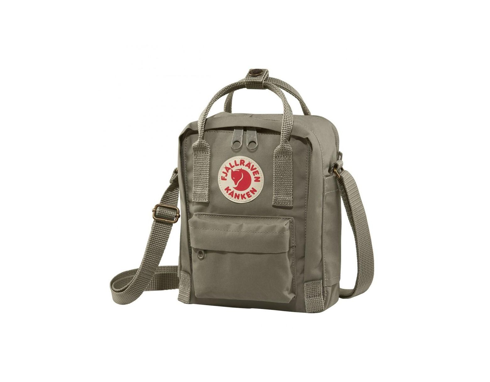68b0cb860 Fjallraven Fjallraven Kanken Sling Cross Body Bag Fog Pre-order for Men -  Lyst