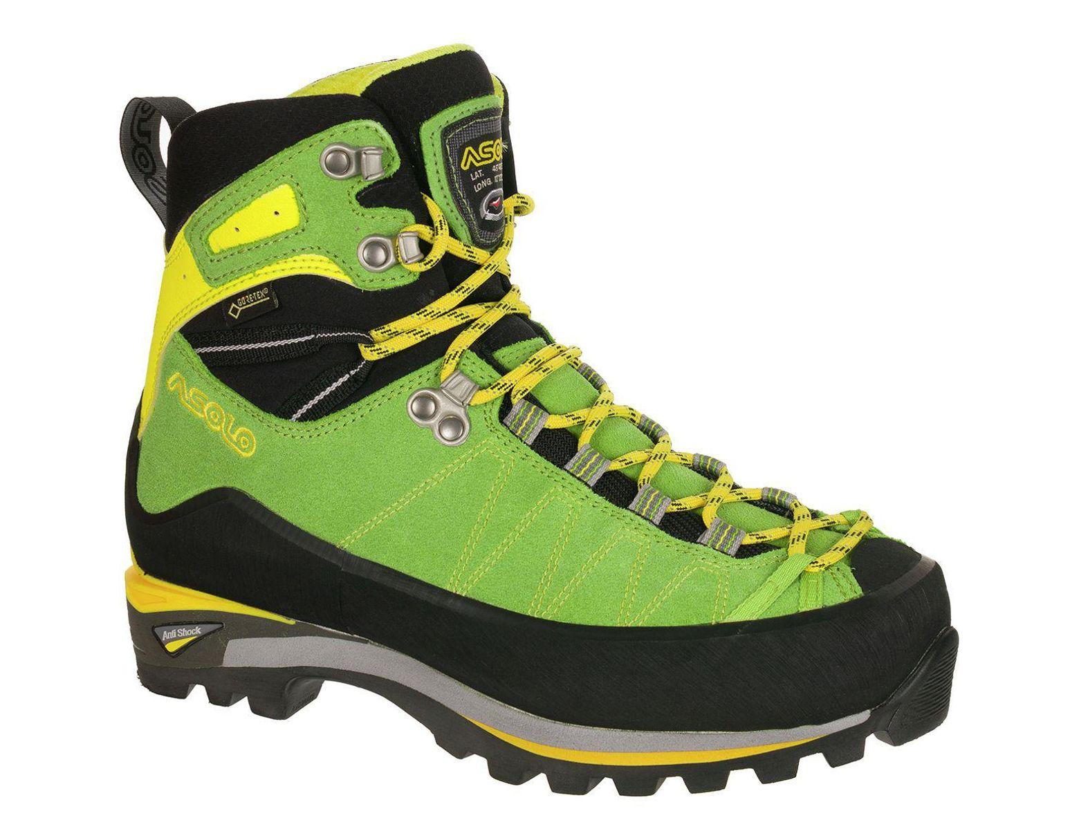 Gv Elbrus Mountaineering Women's Green Boot KJcFul13T