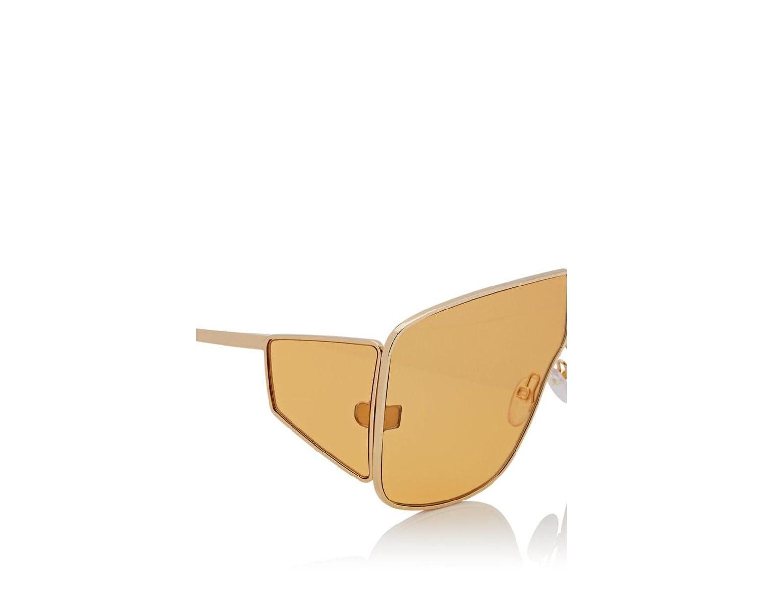 e5012951e1161 Tom Ford Spector Sunglasses in Metallic for Men - Lyst