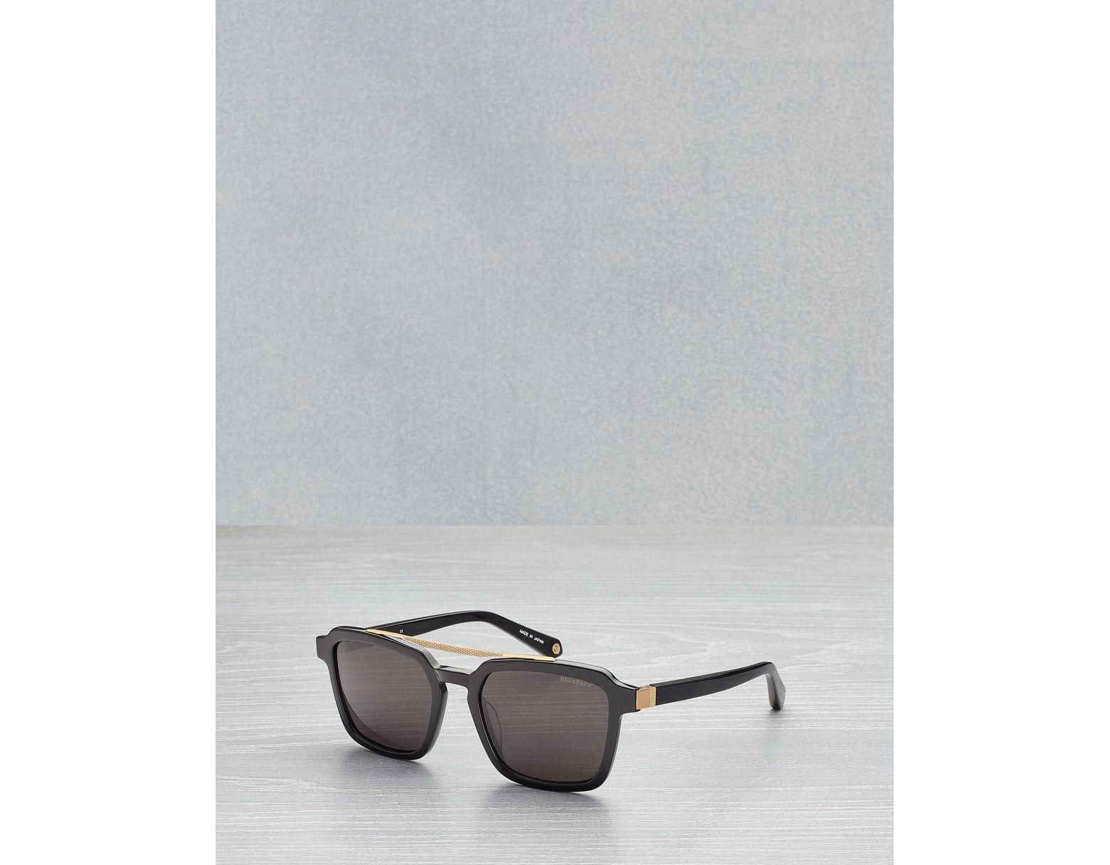 8b4f420940 Belstaff Cassel 18 Sunglasses for Men - Lyst