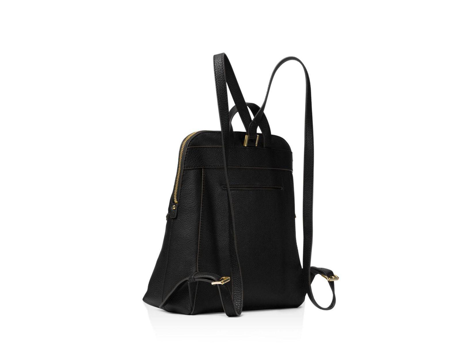 a9155ab09d25 MICHAEL Michael Kors Rhea Medium Slim Backpack in Black - Save 4% - Lyst