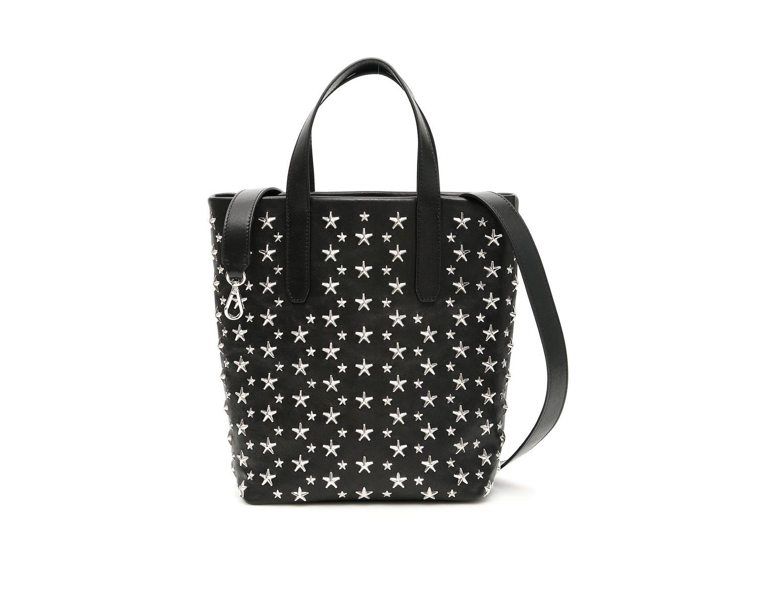 bc0ea8702 Jimmy Choo Sofia Tote Bag in Black - Save 35% - Lyst