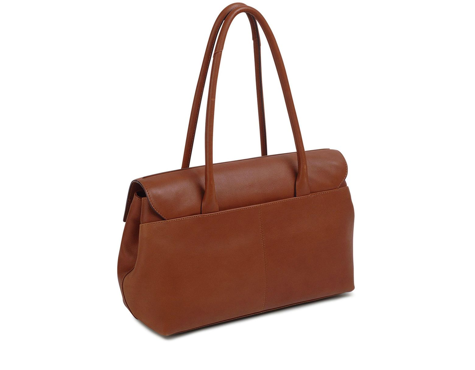 e9767b4106 Radley Burnham Beeches Large Flapover Shoulder Bag in Brown - Save 63% -  Lyst
