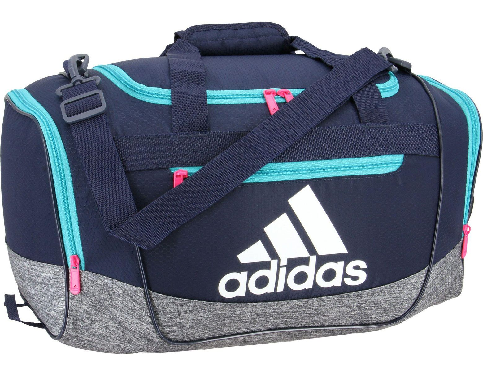 87b2aadfc60 adidas Defender Iii Small Duffle Bag in Blue for Men - Lyst